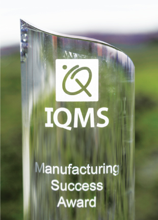 IQMS Manufacturing Success Awards