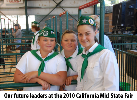 IQMS Supports the CA Mid-State Fair