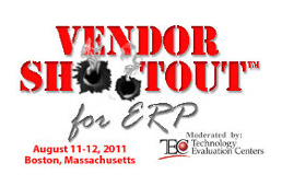 ERP Vendor Shootout