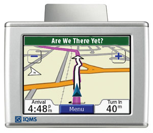 GPS for ERP