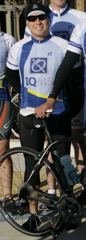 George cycling IQMS