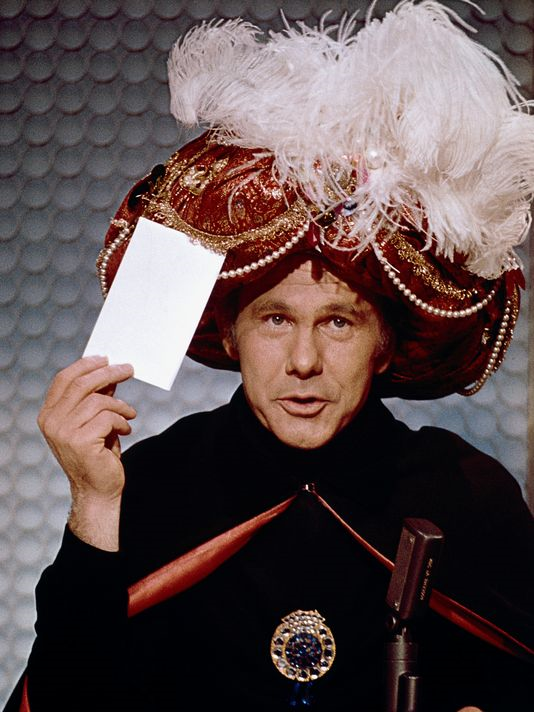 Carnac the Magnificent