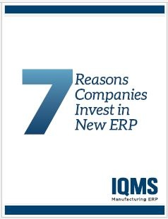 The top 7 reasons companies invest in a new ERP system