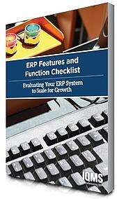 ERP fit and function checklist whitepaper