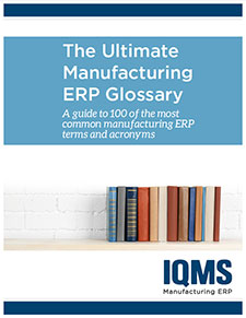 A guide to the most common manufacturing erp terms and acroynms