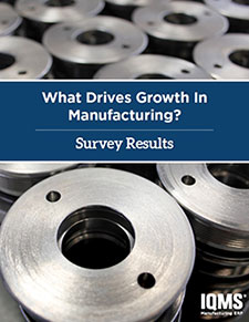 What drives growth in manufacturing