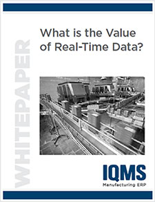 Real-time manufacturing data shouldn't be delivered at a snails pace